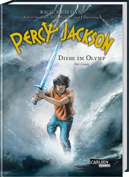 most popular good service performance sportswear Diebe im Olymp / Percy Jackson Comic Bd.1