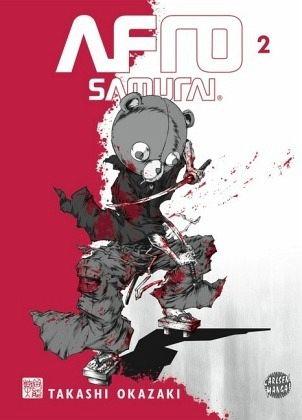 Afro Samurai Bd.2 - Okazaki, Takashi