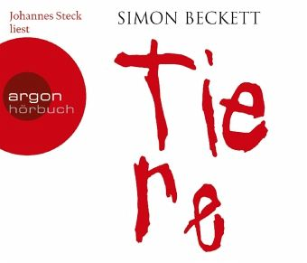 Tiere, 5 Audio-CDs - Beckett, Simon