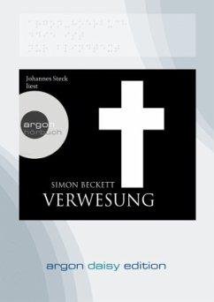 Verwesung / David Hunter Bd.4 (1 MP3-CD) - Beckett, Simon