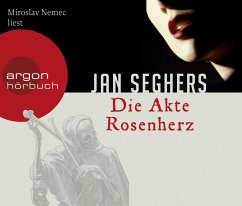 Die Akte Rosenherz (Hörbestseller) / Kommissar Marthaler Bd.4 (5 Audio-CDs) - Seghers, Jan
