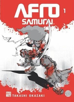 Afro Samurai 01 - Okazaki, Takashi