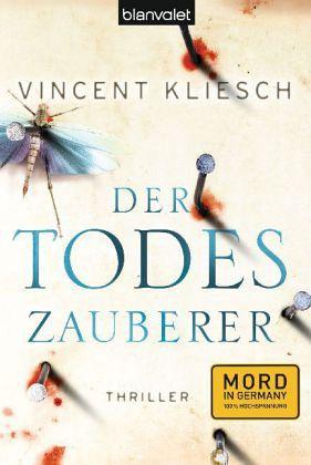 Vincent Kliesch-Der Todeszauberer
