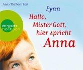 Hallo, Mister Gott, hier spricht Anna, 4 Audio-CDs