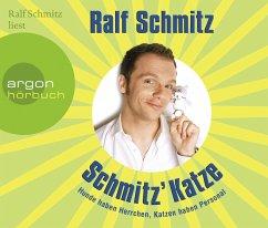 Schmitz' Katze, 3 Audio-CDs - Schmitz, Ralf