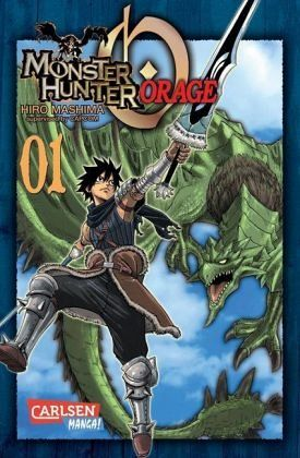 Monster Hunter Orage Bd.1 - Mashima, Hiro