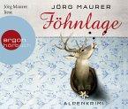 Föhnlage / Kommissar Jennerwein Bd.1 (Hörbestseller, 4 Audio-CDs)