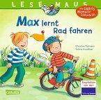 Max lernt Rad fahren / Lesemaus Bd.20