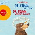 Dr. Brumm versteht das nicht / Dr. Brumm steckt fest, 1 Audio-CD