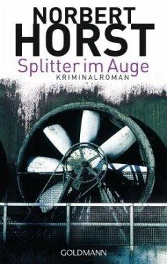 Splitter im Auge / Kommissar Steiger Bd.1 - Horst, Norbert