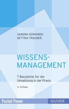 Wissensmanagement - Gerhards, Sandra; Trauner, Bettina