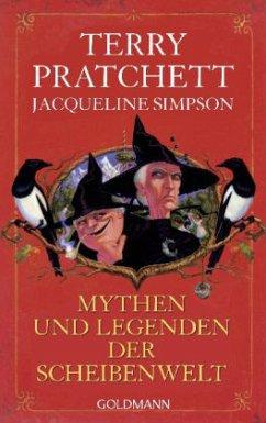 Mythen und Legenden der Scheibenwelt - Pratchett, Terry; Simpson, Jacqueline