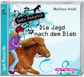 Die Jagd nach dem Dieb / Soko Ponyhof Bd.3 (2 Audio-CDs)