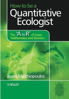 How to be a Quantitative Ecolo - Matthiopoulos