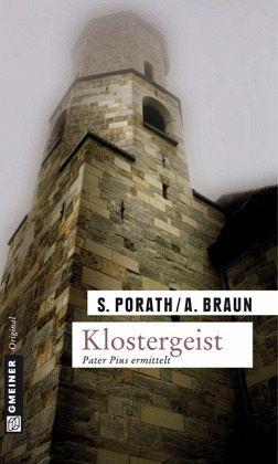 Buch-Reihe Pater Pius ermittelt