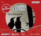 Agatha Christie - Vier Hörspiele, 5 Audio-CDs