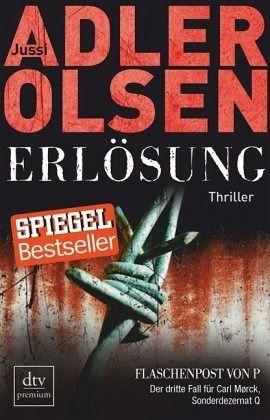 Erlösung / Carl Mørck. Sonderdezernat Q Bd.3 - Adler-Olsen, Jussi