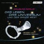 Das Leben, das Universum und der ganze Rest, 5 Audio-CDs