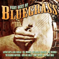 Very Best Of Bluegrass-3cd - Diverse