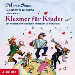 Klezmer für Kinder, 1 Audio-CD