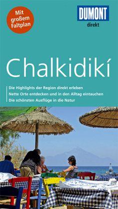 DuMont direkt Reiseführer Chalkidiki - Bötig, Klaus