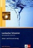 Lambacher Schweizer. 11. und 12. Schuljahr. Kursstufe. Arbeitsheft plus Lösungen. Baden-Württemberg