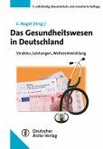 Das Gesundheitswesen in Deutschland
