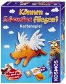 Kosmos 741563 - Können Schweine fliegen? Kartenspiel