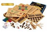 Philos 3101 - Holz Spielesammlung 100, Premium Edition