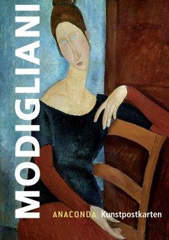 Kunstpostkarten Modigliani