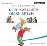 Neue Karlchen-Geschichten, 1 Audio-CD