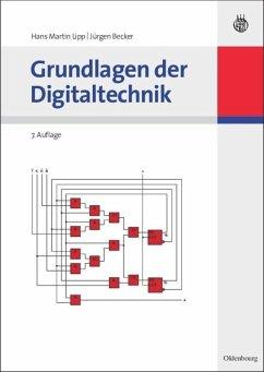 Grundlagen der Digitaltechnik - Lipp, Hans M.; Becker, Jürgen