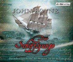 Der Schiffsjunge, 6 Audio-CDs - Boyne, John
