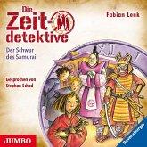 Der Schwur des Samurai / Die Zeitdetektive Bd.21 (1 Audio-CD)