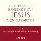 Jesus von Nazareth Bd.1, 10 Audio-CDs