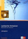 Lambacher Schweizer - Ausgabe Rheinland-Pfalz. Schülerbuch 11-13 mit CD-ROM Leistungskurs