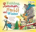 Frühling, Sommer, Herbst und Winter, 4 Audio-CD
