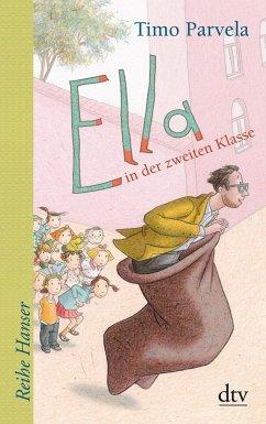 Ella in der zweiten Klasse / Ella Bd.2 - Parvela, Timo