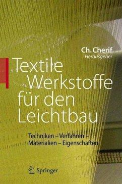 Textile Werkstoffe für den Leichtbau