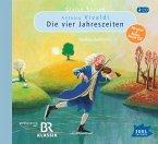 Starke Stücke, Antonio Vivaldi - Die vier Jahreszeiten, 2 Audio-CDs