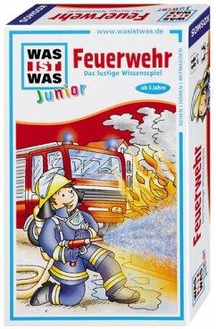 Kosmos 712556 - Was ist Was: Juniorquiz Feuerwehr