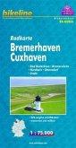 Bikeline Radkarte Bremerhaven, Cuxhaven