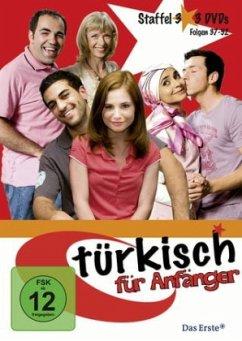 Türkisch für Anfänger - Staffel 3 (3 Discs)