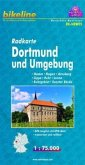 Bikeline Radkarte Dortmund und Umgebung