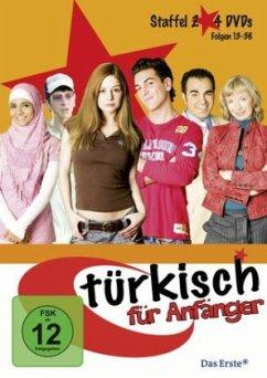 Türkisch für Anfänger - Staffel 2 (4 Discs)