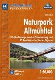 Hikeline Wanderführer Naturpark Altmühltal 1 : 50 000