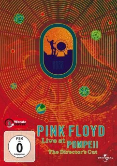 Pink Floyd - Live at Pompeji: The Director's Cut - David Gilmour,Nick Mason,Richard Wright