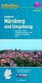 Bikeline Radkarte Nürnberg und Umgebung