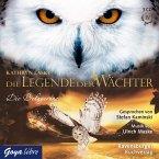 Die Belagerung / Die Legende der Wächter Bd.4 (3 Audio-CDs)