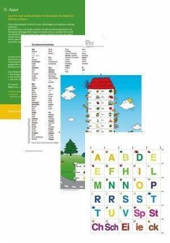 legen-lernen-lesen: Die Laut-Buchstabenkarten. ...